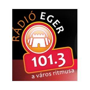 Fiche de la radio Rádió Eger – TOP hits