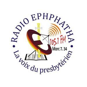 Fiche de la radio Radio Ephphatha