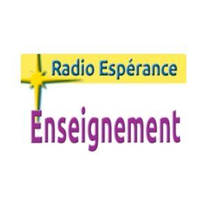Fiche de la radio Radio Esperance – 100% Enseignement
