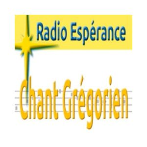 Fiche de la radio Radio Espérance – Chant Grégorien