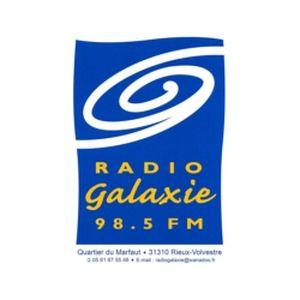Fiche de la radio Radio Galaxie 98.5 FM