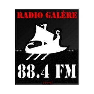 Fiche de la radio Radio Galère
