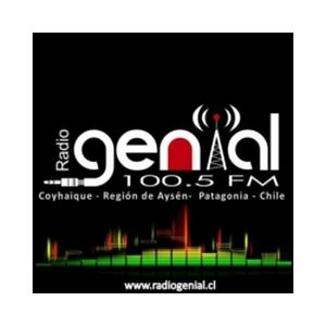 Fiche de la radio Radio Genial 100.5 FM