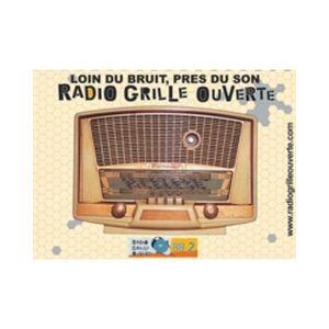 Fiche de la radio Radio Grille Ouverte