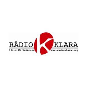 Fiche de la radio Ràdio Klara 104.4 FM