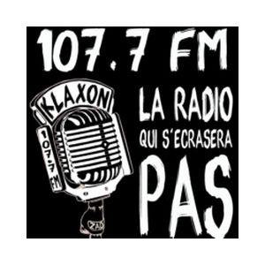 Fiche de la radio Radio Klaxon