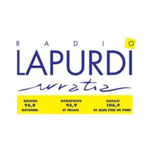 Fiche de la radio Radio Lapurdi