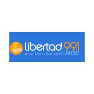 Fiche de la radio Radio Libertad 99.1