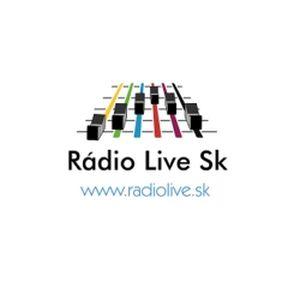 Fiche de la radio Rádio Live SK