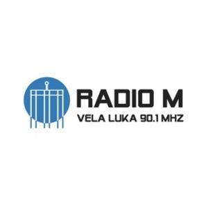 Fiche de la radio Radio M – Vela Luka 90.1 MHz