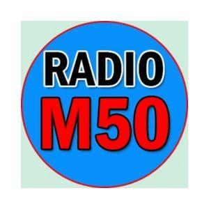 Fiche de la radio Radio M50 France