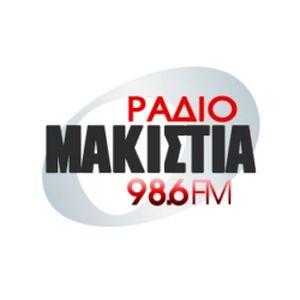 Fiche de la radio Ράδιο Μακιστία 98.6