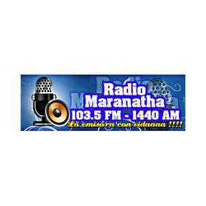 Fiche de la radio Radio Maranatha