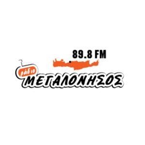 Fiche de la radio Ράδιο Μεγαλόνησος 89,8