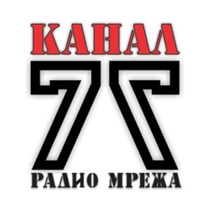Fiche de la radio Радио Мрежа Канал 77