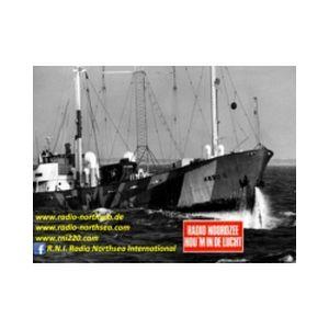 Fiche de la radio Radio North Sea International