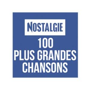 Fiche de la radio Nostalgie – 100 plus grandes chansons