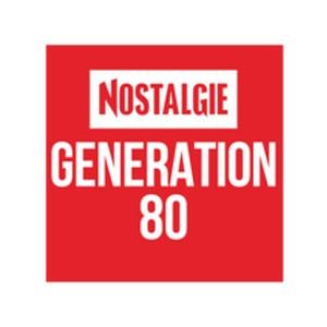 Fiche de la radio Nostalgie – Génération 80
