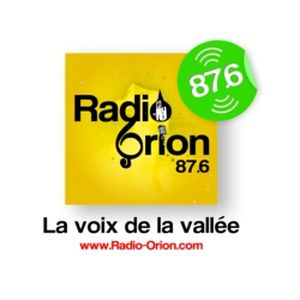 Fiche de la radio Radio Orion 87.6