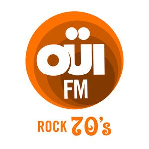 Fiche de la radio OÜI FM Rock 70's