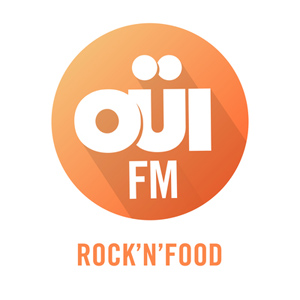 Fiche de la radio OÜI FM Rock'N'Food