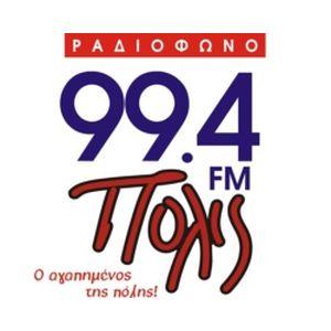 Fiche de la radio Ράδιο Πόλις 99,4
