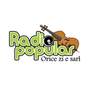 Fiche de la radio Radio Popular Romania