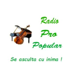 Fiche de la radio Radio Pro Popular