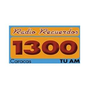 Fiche de la radio Radio Recuerdos 1300