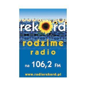Fiche de la radio Radio Rekord