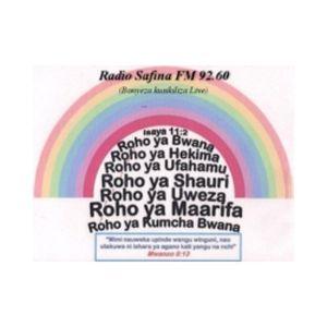 Fiche de la radio Radio Safina