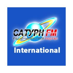 Fiche de la radio Сатурн FM – International