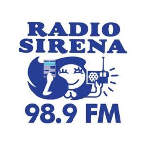 Fiche de la radio Radio Sirena 98.9 FM