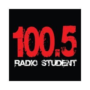 Fiche de la radio Radio Student 100.5