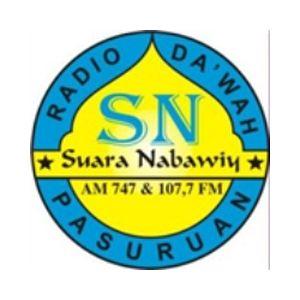 Fiche de la radio Radio Suara Nabawiy FM 107.7