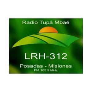 Fiche de la radio Radio Tupa Mmbaé