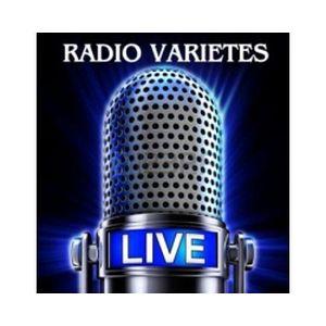 Fiche de la radio Radio variétés live