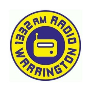 Fiche de la radio Radio Warrington 1332AM