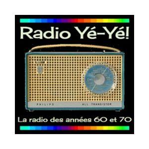 Fiche de la radio Radio Yé-Yé!