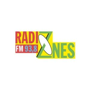 Fiche de la radio Radio Zones 93.8 FM