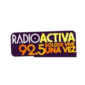 Fiche de la radio Radioactiva 92.5