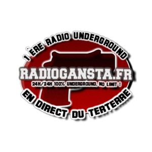 Fiche de la radio RadioGansta