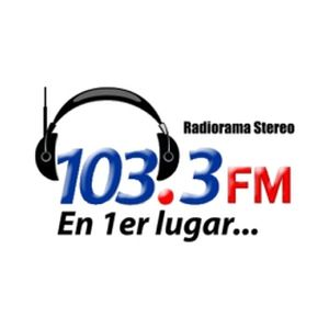 Fiche de la radio Radiorama Stereo – 103.3 FM