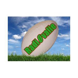 Fiche de la radio RadiOvalie, la radio 100% rugby
