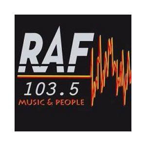 Fiche de la radio RAF 103e5