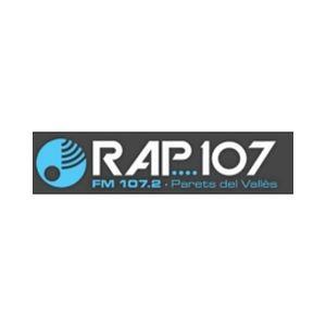 Fiche de la radio RAP 107 FM