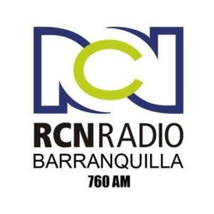 Fiche de la radio RCN Radio Barranquilla
