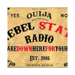 Fiche de la radio Rebel State Radio