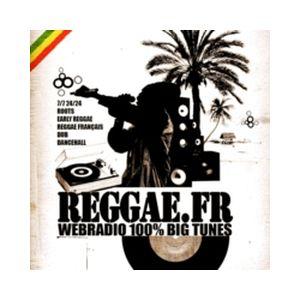 Fiche de la radio Reggae.fr Webradio