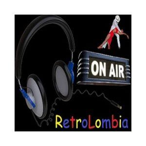 Fiche de la radio Retrolombia Stereo